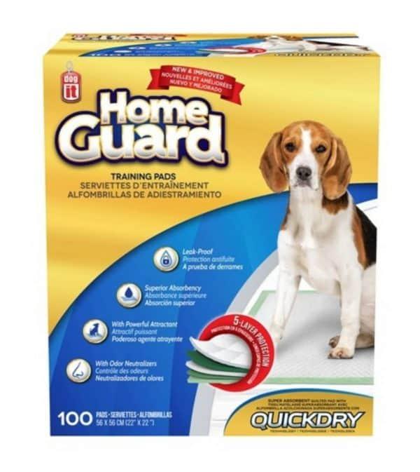 Home Guard Training Pad